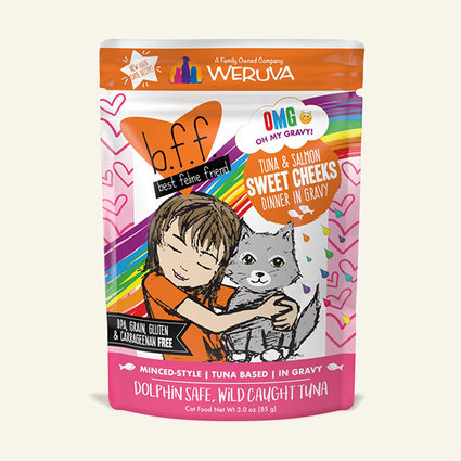 Weruva BFF Cat Pouches