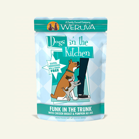 Weruva DITK Dog Pouches