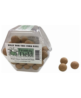 FROM THE FIELD LLC Billy Bob Cork Ball - Bulk