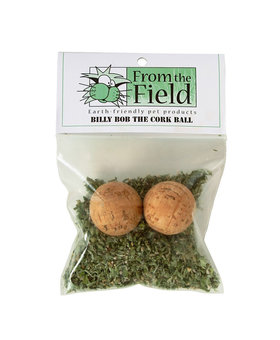 FROM THE FIELD LLC Corkball in Catnip
