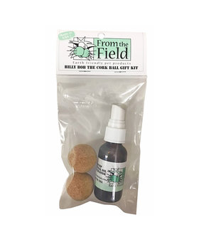 FROM THE FIELD LLC Corkball & Catnip Spray