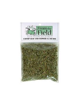 FROM THE FIELD LLC Mini-Max Catnip Leaf & Flower 0.2 OZ