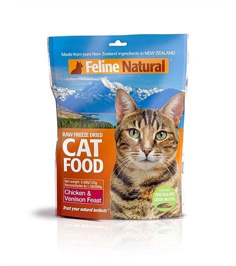 Feline Natural Freeze Dried