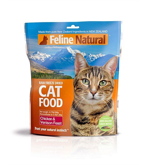 Feline Natural Freeze Dried