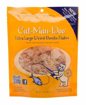 Cat Man Doo Bonito Flakes