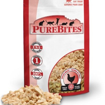 PureBites Freeze Dried Cat Treats