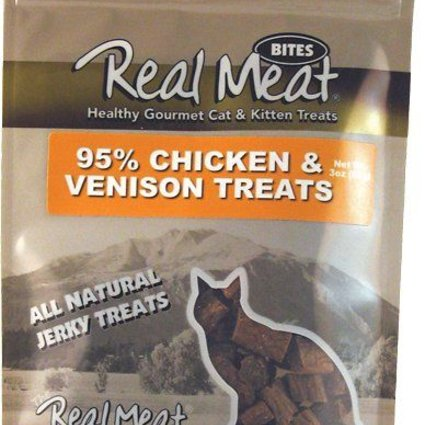 Real Meat Cat Treats