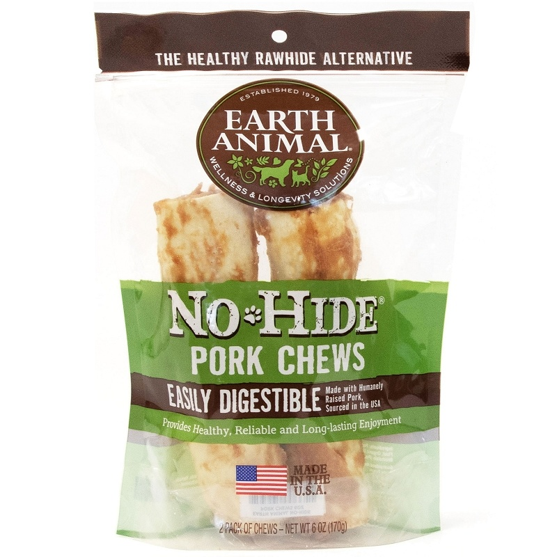 EARTH ANIMAL Earth Animal No-Hide Chews - 2 Pack