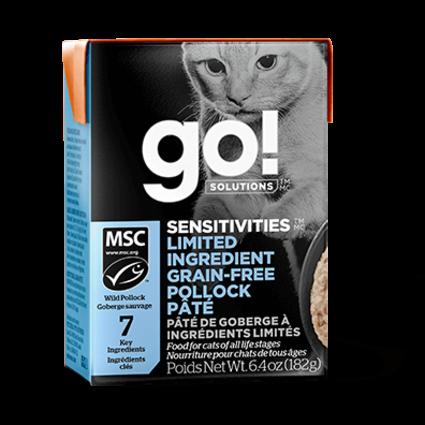 Go! Cat Tetra Pak 6.4 OZ
