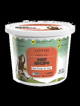 Lotus Raw Cat Food