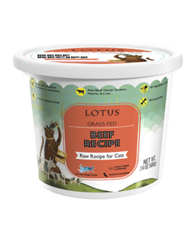 Lotus Raw Cat Food