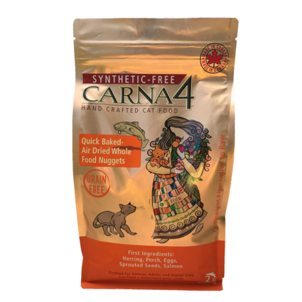 Carna4 Cat Dry Food