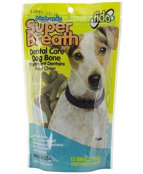FIDO INC. Fido Super Breath Bone