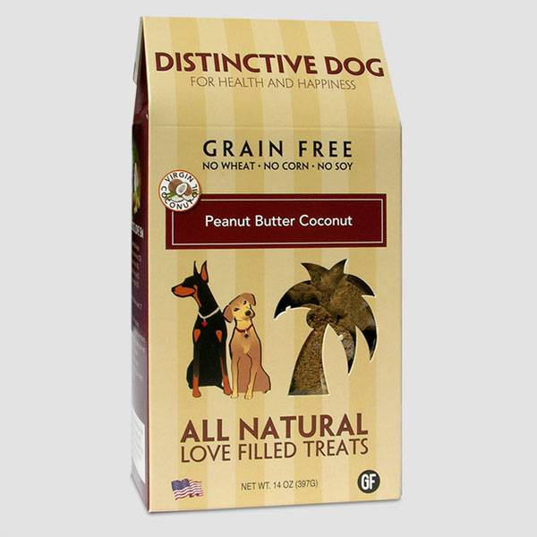 Distinctive Dog Biscuits