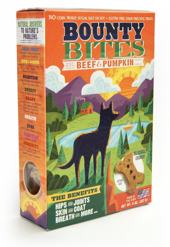 WILD MEADOW FARMS Wild Meadow Farms Bounty Bites 8 OZ