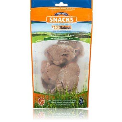 K9 Naturals Lamb Heart Snacks 2.82 OZ