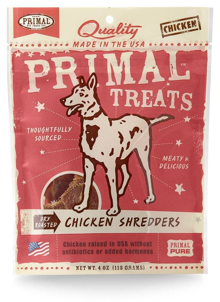Primal Chicken Shredders 4 OZ
