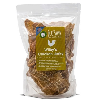 Wiley's Chicken Jerky 4 OZ
