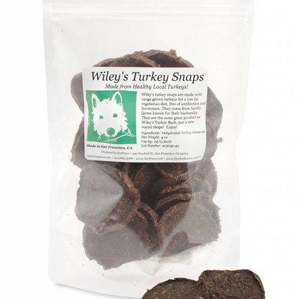 ECOPAWZ! Wiley's Turkey Snaps 4OZ