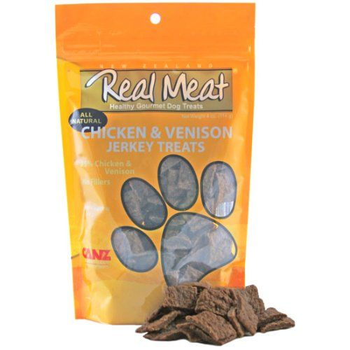 Real Meat Dog Treats