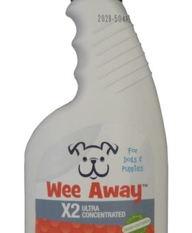 Wee Away X2 Dog 16 OZ