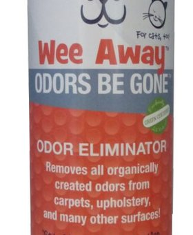 Wee Away Odors Be Gone 18 OZ