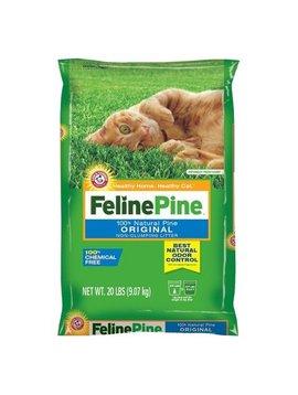 Feline Pine Litter