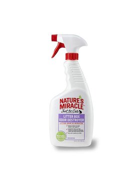 Nature's Miracle Litter Box Odor Destroy 24 OZ