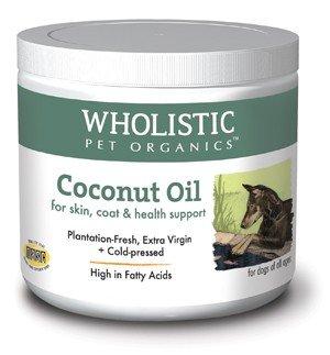 THE WHOLISTIC PET Wholistic Pet Coconut Oil