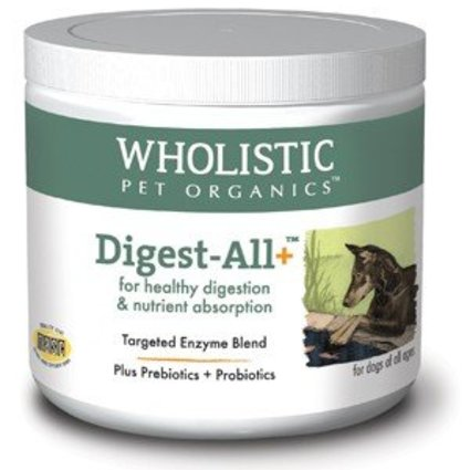 THE WHOLISTIC PET Wholistic Pet Digest All Plus 8 OZ
