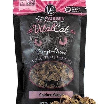 Vital Essentials Freeze Dried Cat Treats