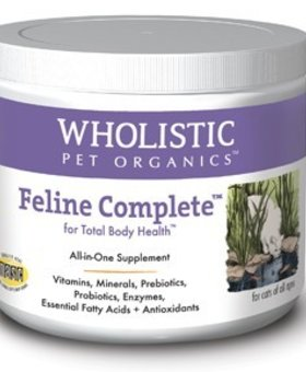 THE WHOLISTIC PET Wholistic Feline Complete 8 OZ