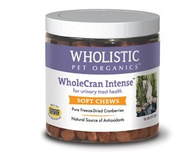 THE WHOLISTIC PET Wholistic Feline Wholecran Soft Chews 150 CT