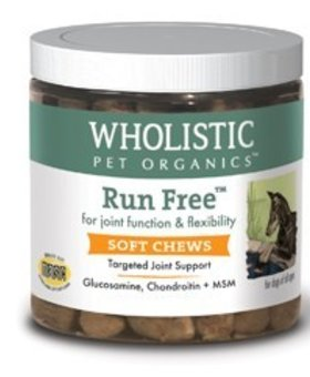THE WHOLISTIC PET Wholistic Pet Run Free Soft Chews 150 CT