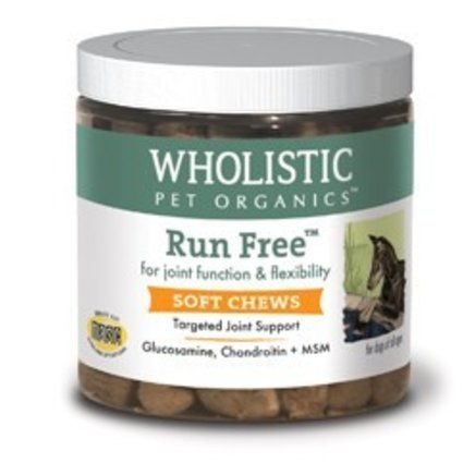THE WHOLISTIC PET Wholistic Pet Run Free Soft Chews 150 CT