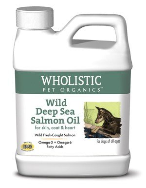 THE WHOLISTIC PET Wholistic Pet Salmon Oil