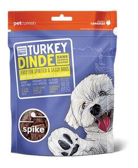 Spike Grain Free Turkey Jerky - 4.0 OZ