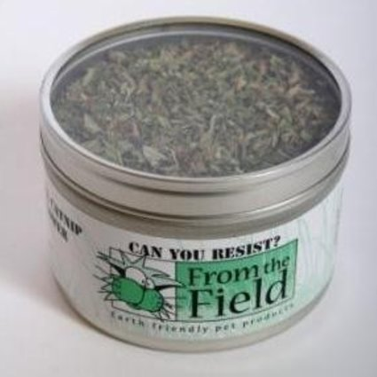 FROM THE FIELD LLC Can You Resist Catnip Tin 1 OZ