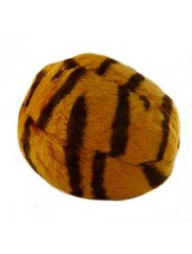 FLUFF & TUFF, INC. Fluff & Tuff Tiger Ball