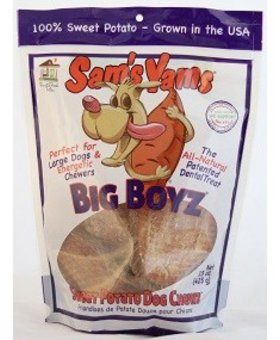 FRONT PORCH PETS Sam's Yams Big Boyz 16 OZ