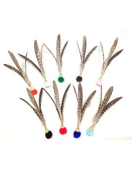 GO CAT FEATHER TOYS Go Cat Kitty Kopter
