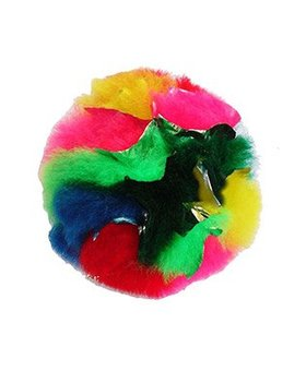 GO CAT FEATHER TOYS Go Cat Crinkle Ball