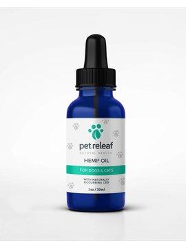 Pet Releaf CBD Hemp Oil