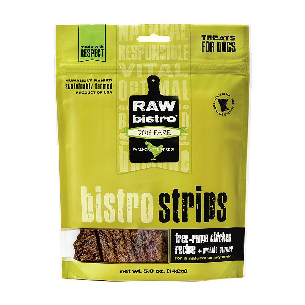 Raw Bistro Strips