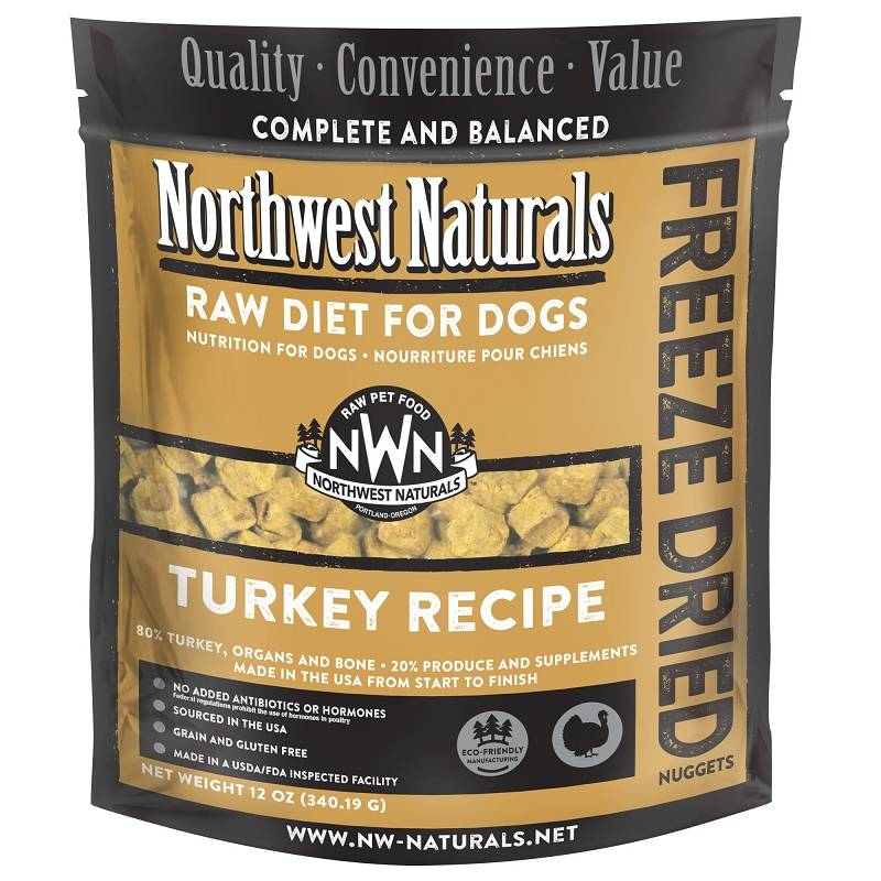 Northwest Naturals Freeze Dried Dog 12OZ