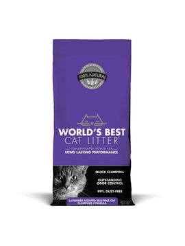 Worlds Best Litter Lavender