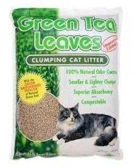Green Tea Litter 5.5 LB