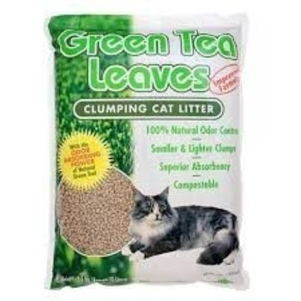 Green Tea Litter 5.5 LB