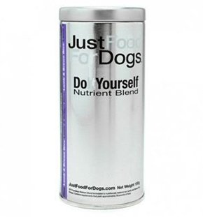 JUST FOOD FOR DOGS Just Food For Dogs DIY Nutrient Blends