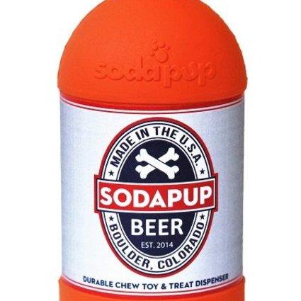 TRUE DOGS, LLC dba SODAPUP SodaPup Stubby Beer